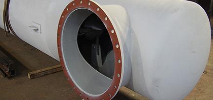 Bespoke heavy gauge fabrications